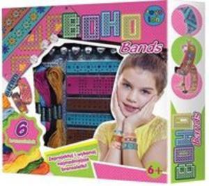 Boho Bands bransoletki z haftem krzyżykowym - 2851098146