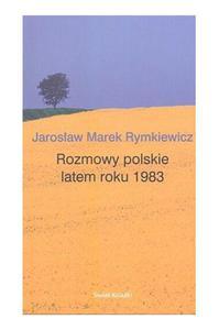 ROZMOWY POLSKIE LATEM ROKU 1983 - 2851100213