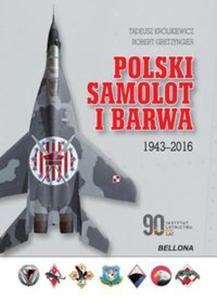 Polski samolot i barwa po II wojnie światowej - 2851100377