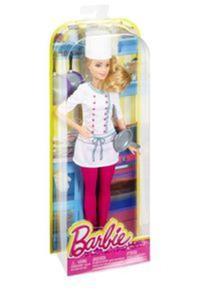 Sklep Mattel Barbie Szef Kuchni T7172