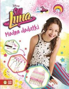Modne dodatki Soy Luna Disney - 2825916171