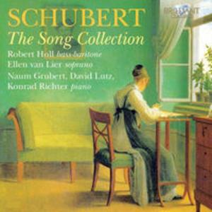 SCHUBERT: THE SONG COLLECTION - 2853617770