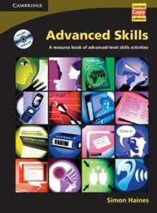 Advanced Skills Book and Audio CD - 2825916540