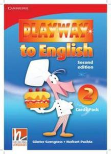 Playway to English 2 Flash Cards Pack - 2825916978