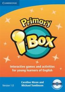 Primary i-Box Classroom Games and Activities CD - 2857781434