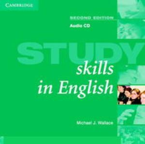 Study Skills in English Audio CD - 2853618319