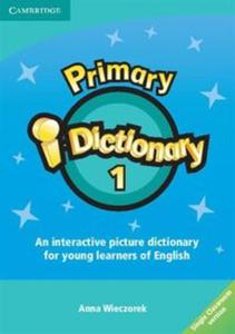 Primary i-Dictionary 1 CD - 2857781684