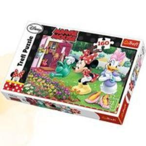 Puzzle 160 Podlewanie kwiatków - 2857781815
