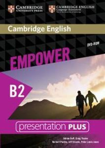 Cambridge English Empower Upper Intermediate Presentation Plus - 2825917496