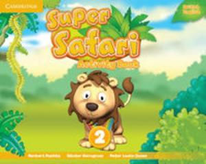 Super Safari 2 Activity Book - 2857782164