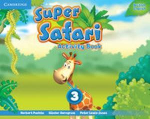 Super Safari 3 Activity Book - 2857782166