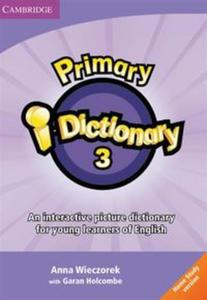 Primary i-Dictionary 3 DVD - 2857782627