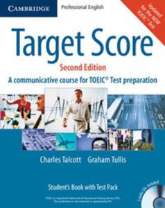 Target Score Student's Book + Test Pack + 3CD - 2857782757