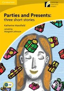 Parties and Presents: Three Short Stories - 2825918336