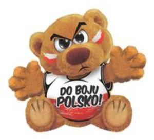 Funny Bear Kibic - Do boju Polsko! - 2857783037