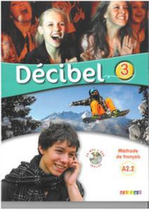 Decibel 3 podręcznik + CD - 2857783121