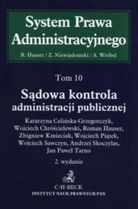 Sądowa kontrola administracji publicznej Tom 10 - 2857783140