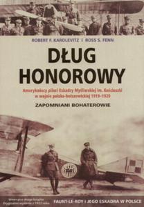 Dług honorowy Faunt-Le-Roy i jego eskadra w Polsce