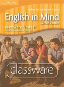 English in Mind Starter Classware DVD - 2825919288