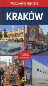 Kieszonkowy przewodnik Kraków - 2857786006