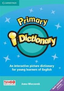 Primary i-Dictionary Level 1 CD-ROM (Up to 10 classrooms) - 2857791937