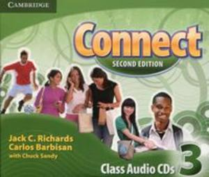 Connect Level 3 Class Audio CDs 3 - 2836762459