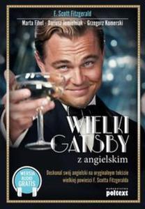 Wielki Gatsby z angielskim - 2857796012