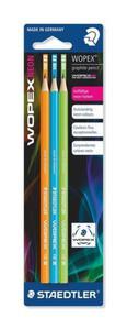 Ołówki Wopex HB 3 sztuki - 2857796890