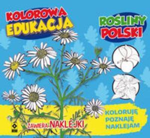 Kolorowa edukacja. Rośliny Polski - 2857796977