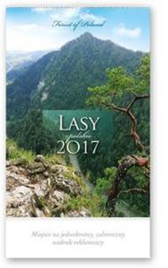 Kalendarz 2017 RW 09 Lasy polskie - 2838454819