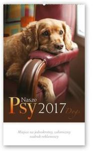 Kalendarz 2017 RW 30 Nasze psy - 2838455045