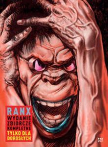 Ranx Wydanie zbiorcze - 2857798963