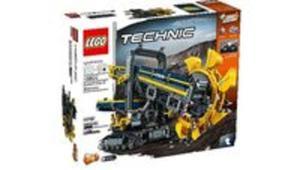 Lego Technic Górnicza koparka kołowa - 2838784581