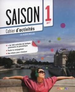 Saison 1 Cahier d'activites + CD - 2857799379