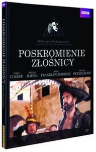 POSKROMIENIE ZŁOŚNICY booklet+DVD - 2857799654