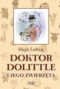 Doktor Dolittle i jego zwierzęta. - 2839136373