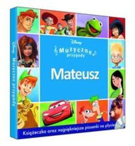 Muzyczne Przygody Mateusz - 2857801565