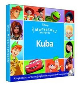 Muzyczne Przygody - Kuba booklet+CD - 2857801566