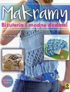 Makramy Bizuteria modne dodatki - 2851122873