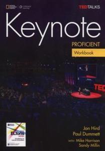 Keynote Proficient C2 Workbook +CD - 2842105548