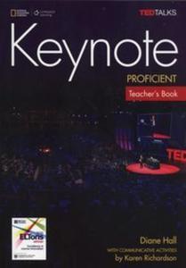 Keynote Proficient C2 Teachers Book+DVD - 2842105549