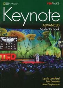 Keynote Advanced Students Book + DVD + Online Workbook C1 - 2842105556