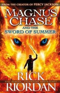Magnus Chase and the Sword of Summer - 2857803754