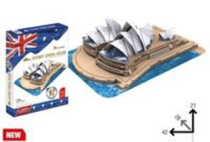 Puzzle 3D Opera Sydney - 2842381601