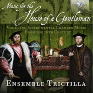 Music For The House Of A Gentleman: Lucia Sciannimanico, Valerio Losito, Marta Graziolino, Andre Hen - 2857805073