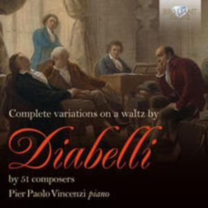Complete Variations On A Waltz By Diabelli By 51 Composers - 2857805080