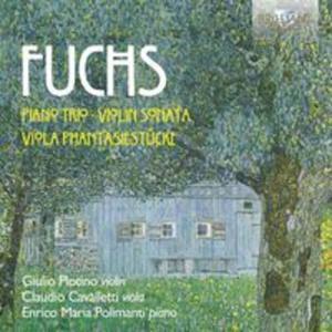 Piano Trio, Violin Sonata, Viola Phantasiestücke - 2842752538