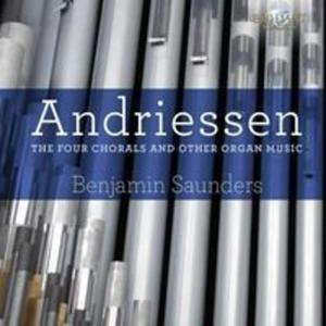 Four Chorals And Other Organ Music - 2857805116