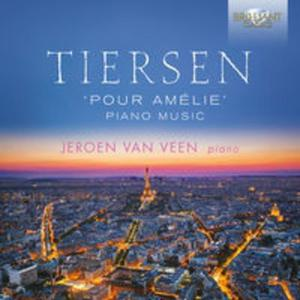 Tiersen: Pour Amélie, Piano Music - 2857805785