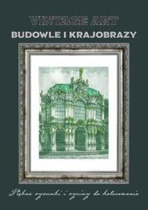 Vintage Art Budowle i krajobrazy - 2857807129